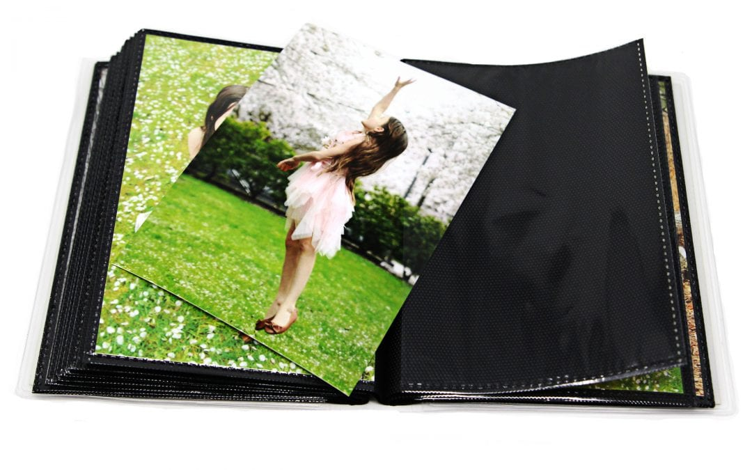 Feedback Friday: 4×6 Photo Albums with Black Pockets