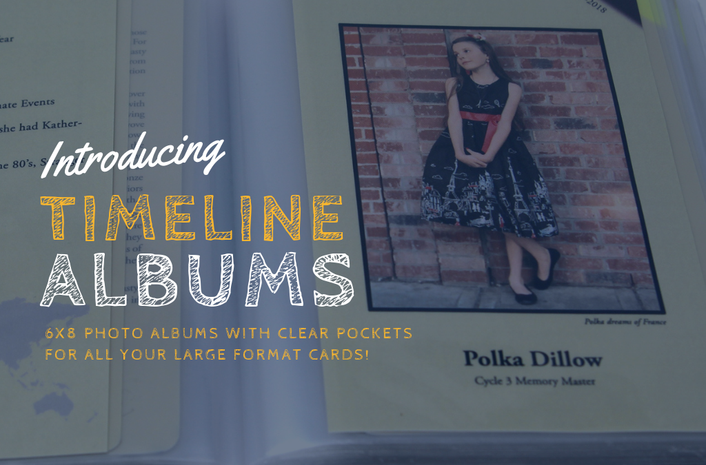 Sneak Peak: Timeline Albums